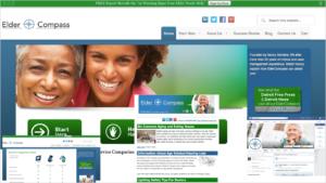 Website, Facebook, E newsletter