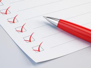 checklist, audit,