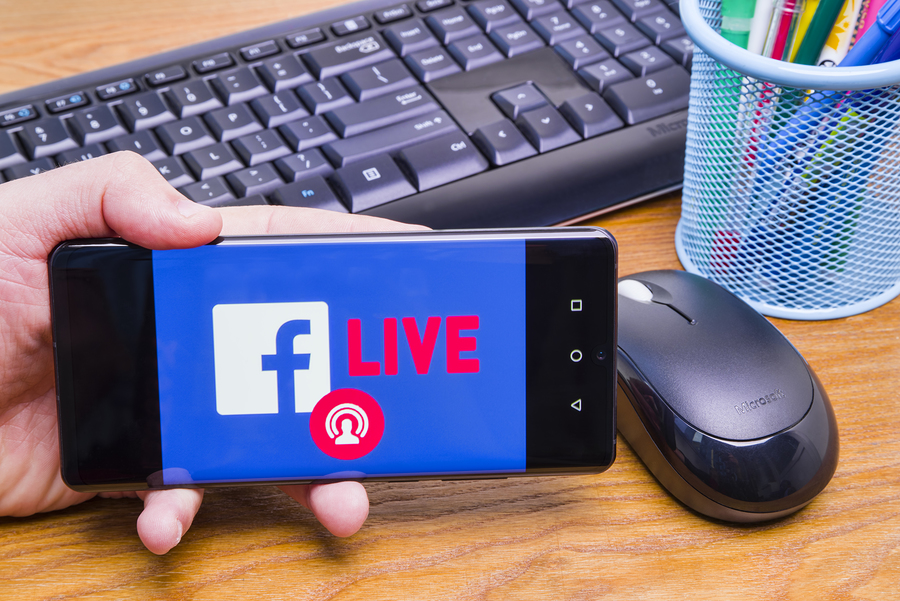 Facebook live for small business owners