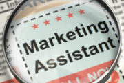 Now Hiring: Marketing Assistant!