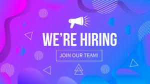 Job opening for virtual marketiing account representative